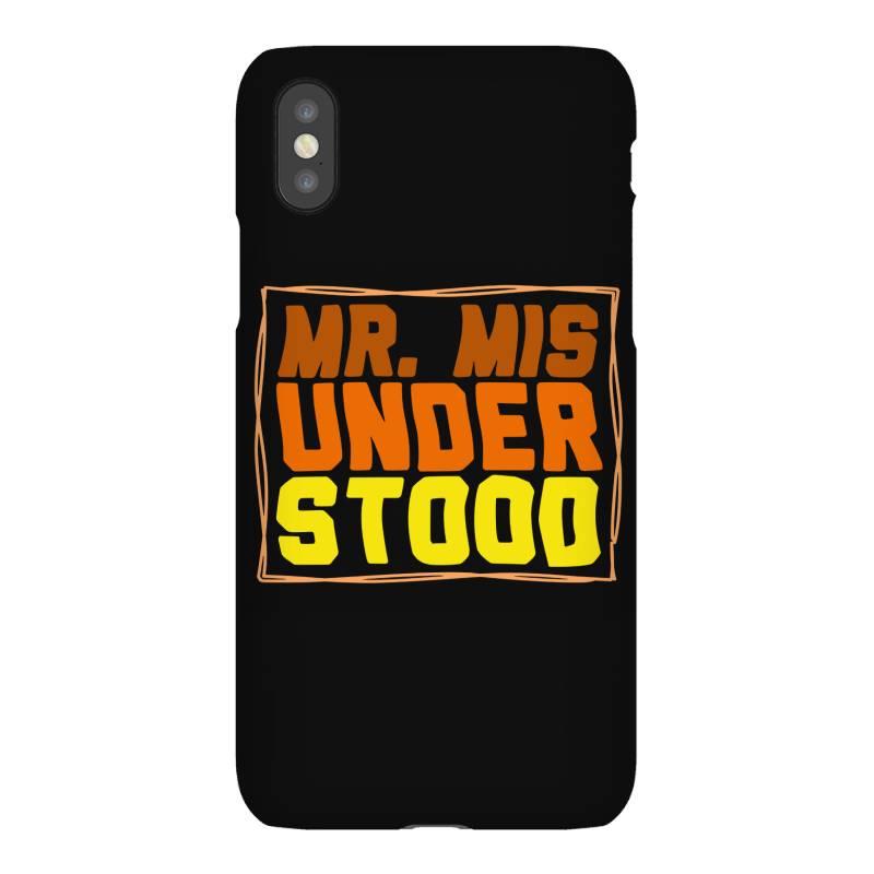Mr Misunderstood Iphonex Case | Artistshot