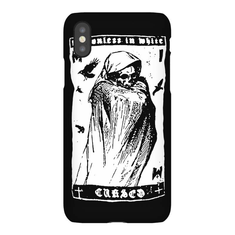 Band Metal With Grim Reaper Iphonex Case | Artistshot