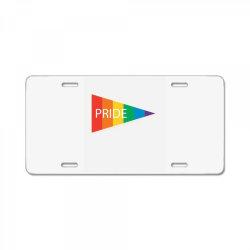 Pride License Plate | Artistshot