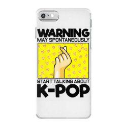 music lover korean iPhone 7 Case | Artistshot