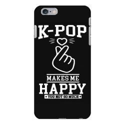 pop korea asia iPhone 6 Plus/6s Plus Case | Artistshot