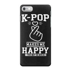 pop korea asia iPhone 7 Case | Artistshot