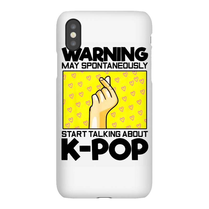 Music Lover Korean Iphonex Case | Artistshot