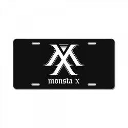 monstax License Plate | Artistshot