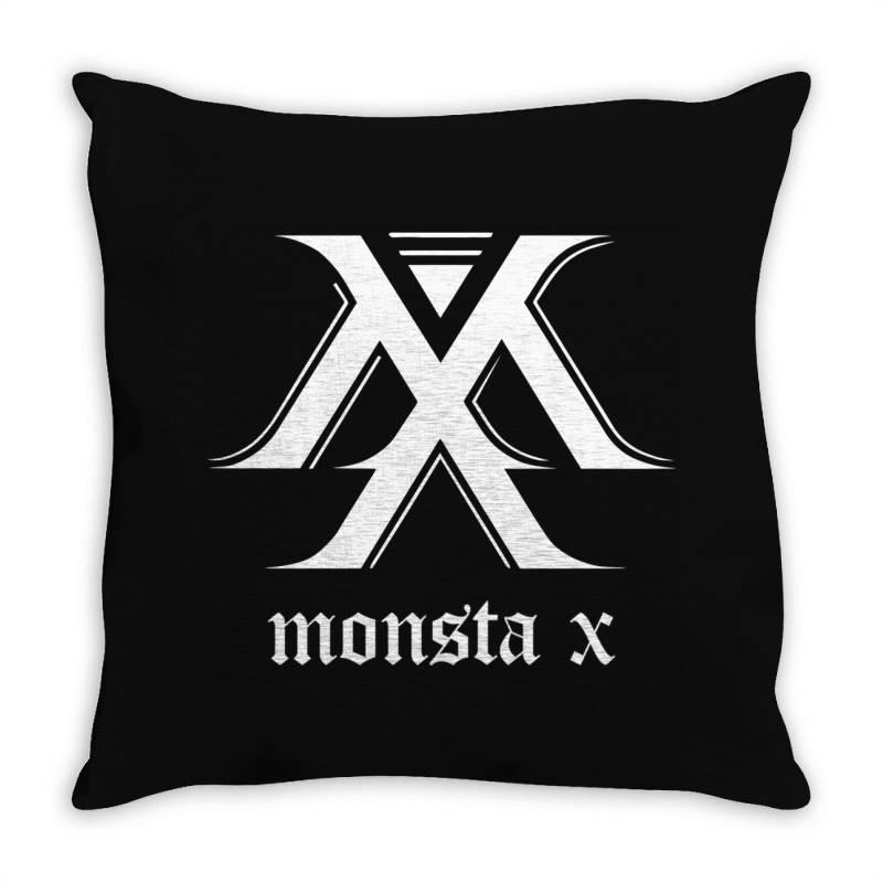 Monstax Throw Pillow | Artistshot