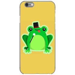 Mr Amfibi Frog iPhone 6/6s Case | Artistshot