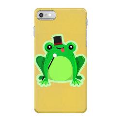 Mr Amfibi Frog iPhone 7 Case | Artistshot