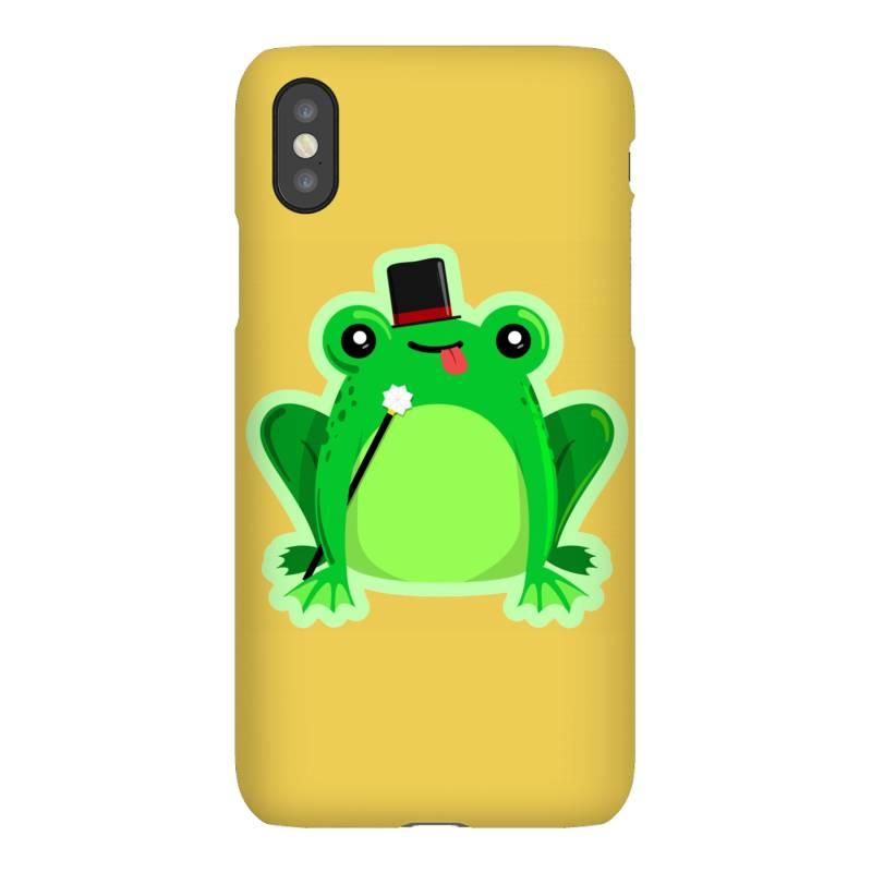 Mr Amfibi Frog Iphonex Case | Artistshot