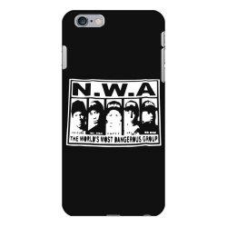 n w hip hop iPhone 6 Plus/6s Plus Case | Artistshot