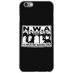 n w hip hop iPhone 6/6s Case | Artistshot