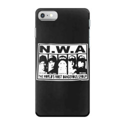 n w hip hop iPhone 7 Case | Artistshot