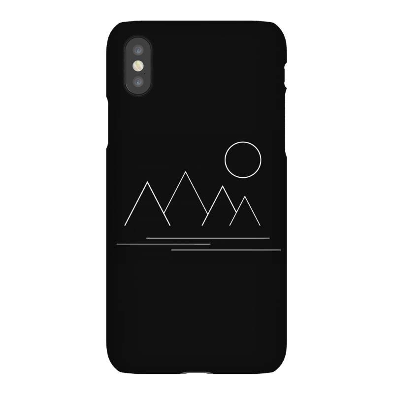 Mountains And Sun Iphonex Case | Artistshot