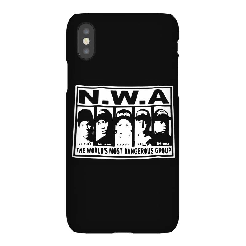 N W Hip Hop Iphonex Case   Artistshot