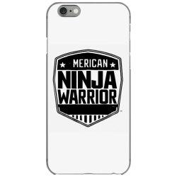 american ninja warrior iPhone 6/6s Case | Artistshot