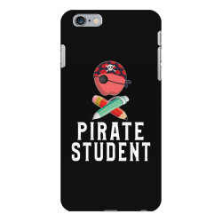 pirate student funny halloween party gift for kids students iPhone 6 Plus/6s Plus Case | Artistshot