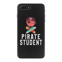 pirate student funny halloween party gift for kids students iPhone 7 Plus Case | Artistshot