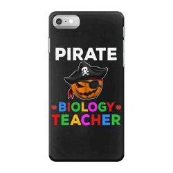 pirate teacher funny halloween gift for biology teacher cute iPhone 7 Case | Artistshot