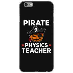 pirate physics teacher funny halloween iPhone 6/6s Case | Artistshot