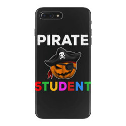 pirate student funny halloween party gift for school student iPhone 7 Plus Case | Artistshot
