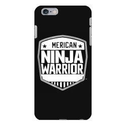american ninja warrior iPhone 6 Plus/6s Plus Case | Artistshot