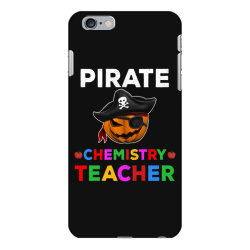 pirate teacher funny halloween gift for chemistry teacher iPhone 6 Plus/6s Plus Case | Artistshot
