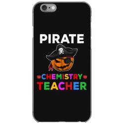 pirate teacher funny halloween gift for chemistry teacher iPhone 6/6s Case | Artistshot