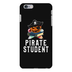 pirate student funny halloween party gift for kids school iPhone 6 Plus/6s Plus Case | Artistshot