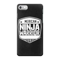 american ninja warrior iPhone 7 Case | Artistshot