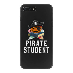 pirate student funny halloween party gift for kids school iPhone 7 Plus Case | Artistshot