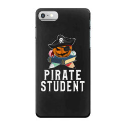 pirate student funny halloween party gift for kids school iPhone 7 Case | Artistshot