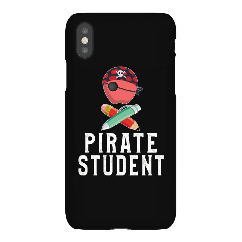 Pirate Student Funny Halloween Party Gift For Kids Students Iphonex Case | Artistshot