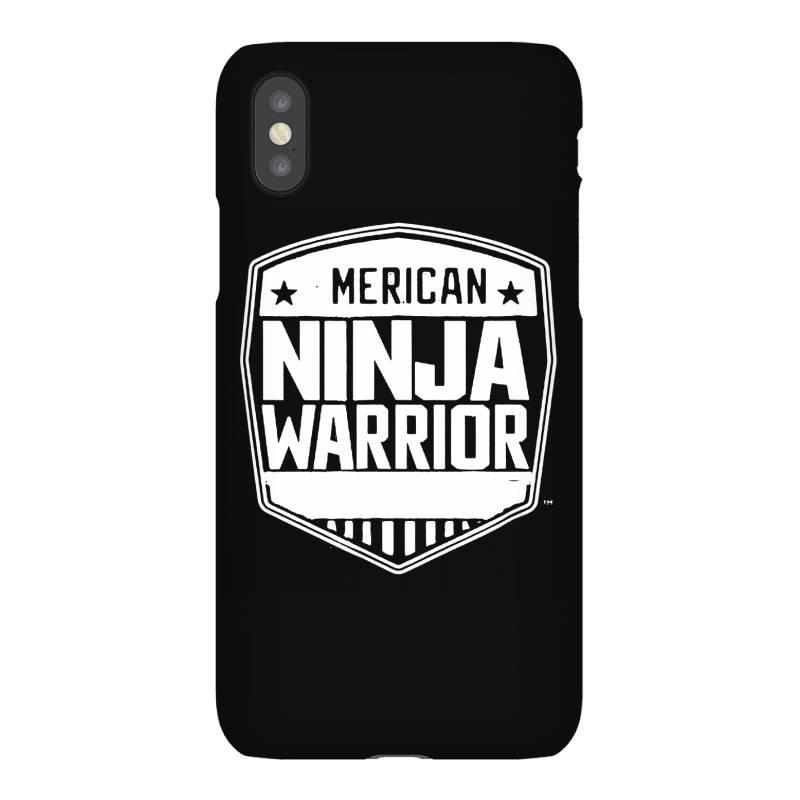 American Ninja Warrior Iphonex Case | Artistshot