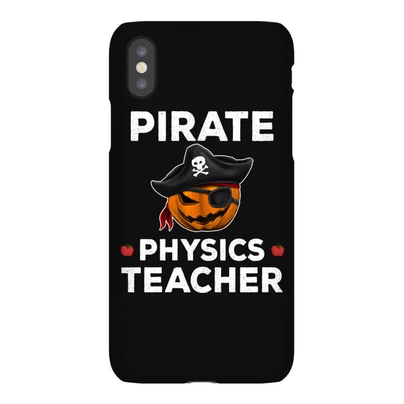 Pirate Physics Teacher Funny Halloween Iphonex Case | Artistshot