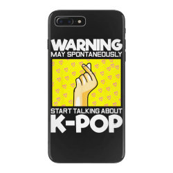 music lover korean iPhone 7 Plus Case | Artistshot