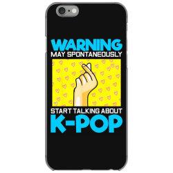 pop music lover korean idol iPhone 6/6s Case   Artistshot