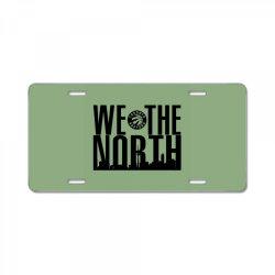 Canada League License Plate | Artistshot
