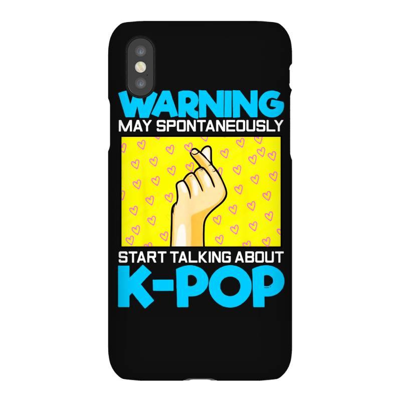 Pop Music Lover Korean Idol Iphonex Case   Artistshot