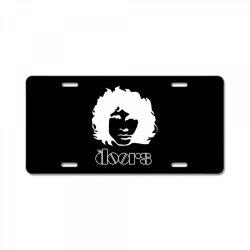 the doors jim morrison band License Plate | Artistshot