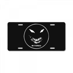 metal band License Plate   Artistshot