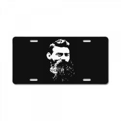 ned kelly License Plate | Artistshot