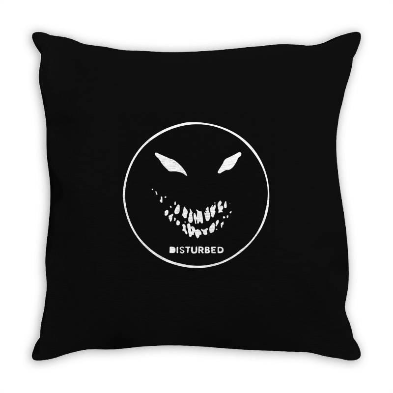 Metal Band Throw Pillow   Artistshot