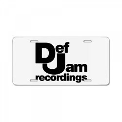 new recordings License Plate | Artistshot