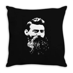 ned kelly Throw Pillow | Artistshot