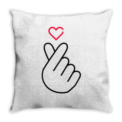 korean pop fashion for fans Throw Pillow | Artistshot