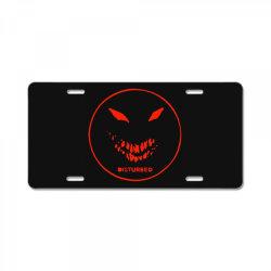 metal band License Plate | Artistshot