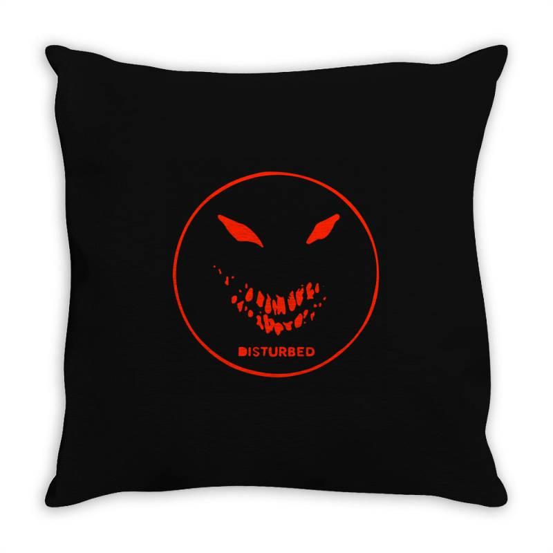 Metal Band Throw Pillow | Artistshot