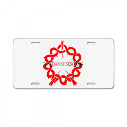 English gothic rock band License Plate | Artistshot