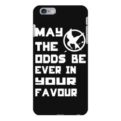 may the odds be ever in your favour iPhone 6 Plus/6s Plus Case | Artistshot