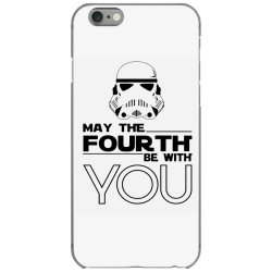 may the fourth be with you iPhone 6/6s Case | Artistshot