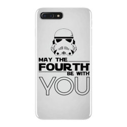 may the fourth be with you iPhone 7 Plus Case | Artistshot
